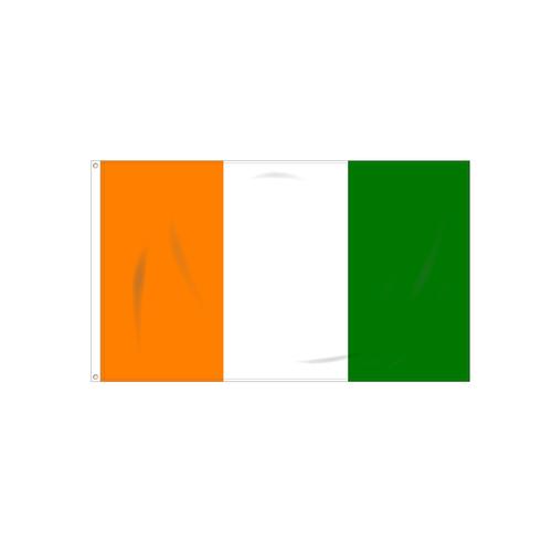 Cote D'ivoire Flag