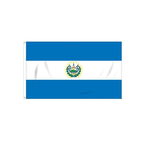 El Salvador with Seal