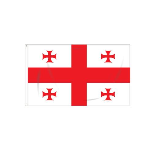 Georgia Republic Flag