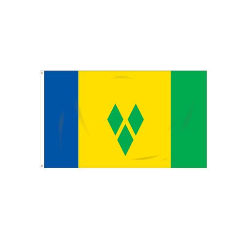 St. Vincent & The Grenadines Flag