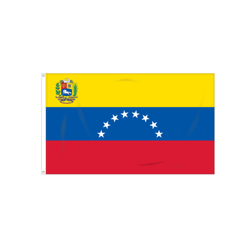 Venezuela with Seal