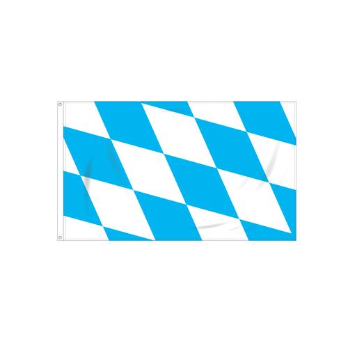 Bavaria (No Lions) Flag
