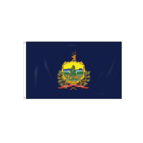 Vermont State Flag