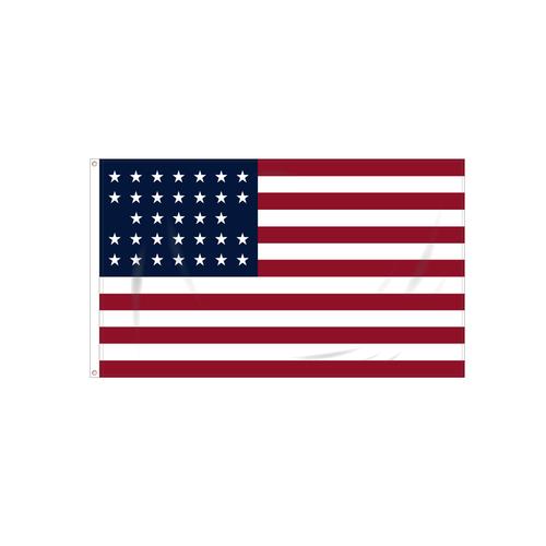 33 Stars Flag