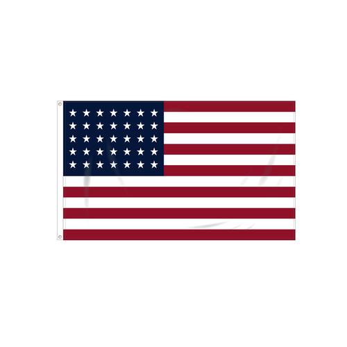 35 Stars Flag