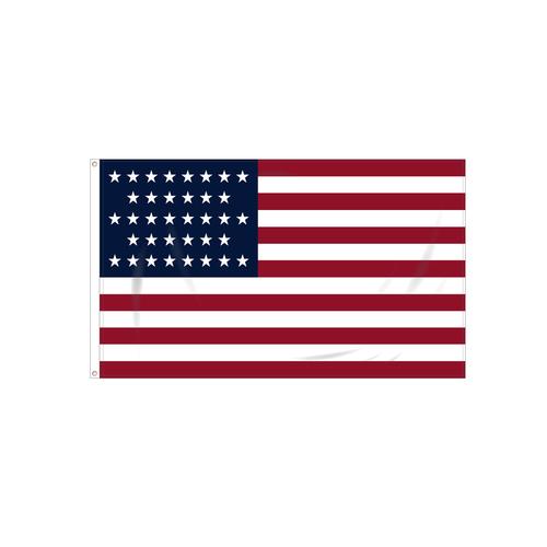 36 Stars Flag