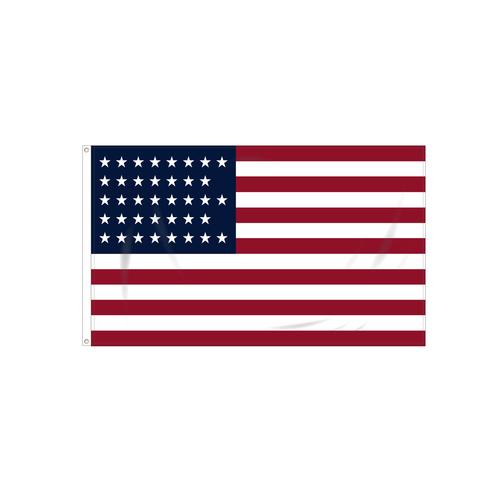 38 Stars Flag
