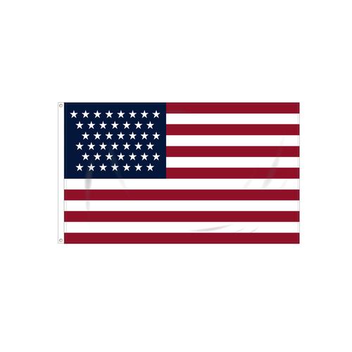 43 Stars Flag
