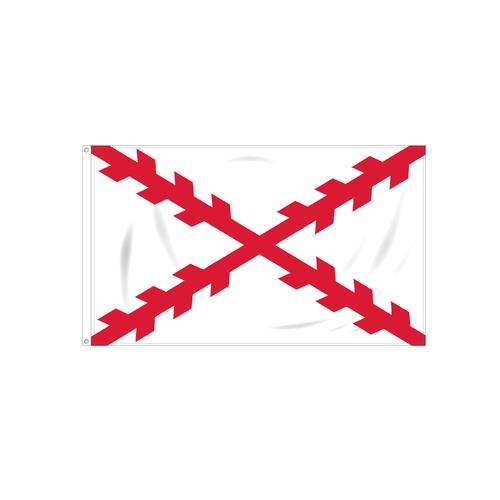 Cross of Burgundy Flag