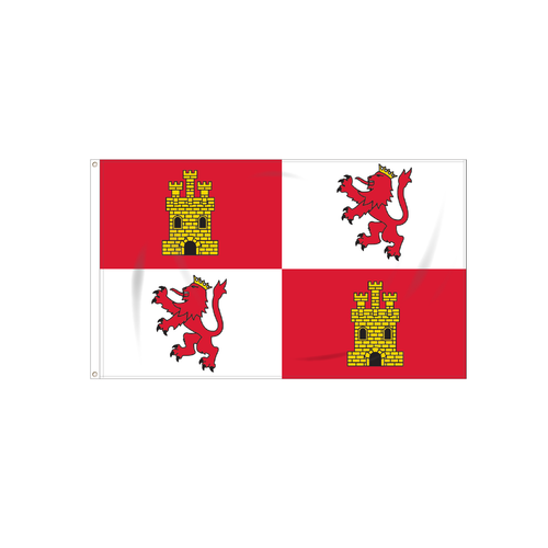 Royal Standard of Spain Flag