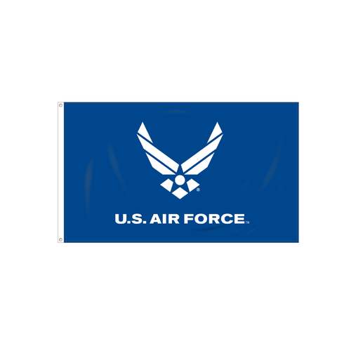 U.S. Air Force Logo Flag