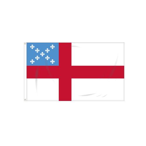 Episcopal Religious Flag