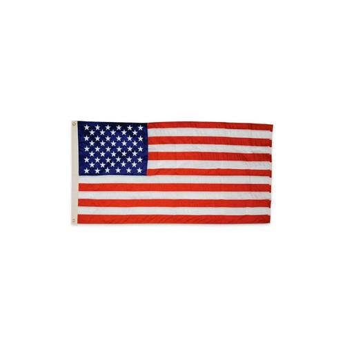 USA Burial Flag - Poly II