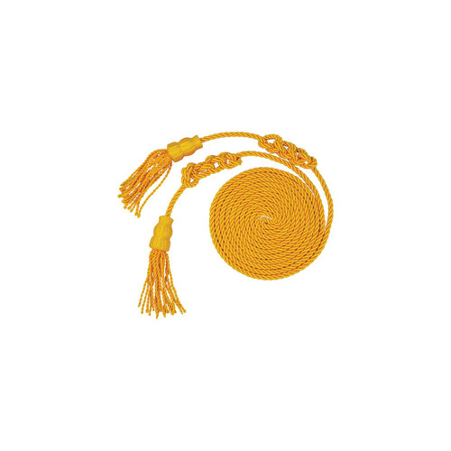 Gold Cord and Tassel