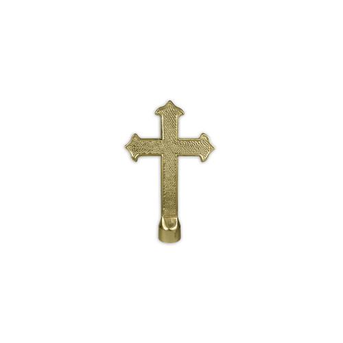 Metal Fancy Cross Indoor Ornament