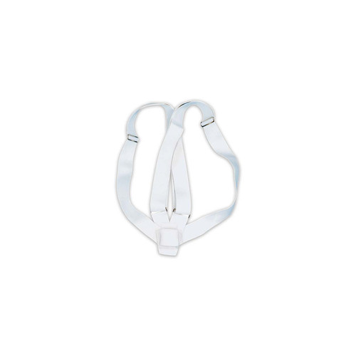 Web double strap carrying belt