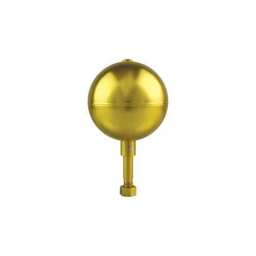 Gold Aluminum Ball Ornaments