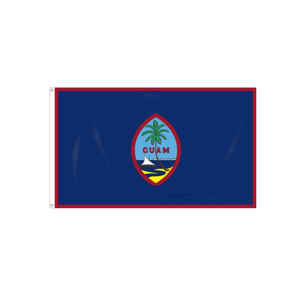 Guam Territory Flag
