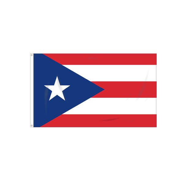 Puerto Rico Territory Flag