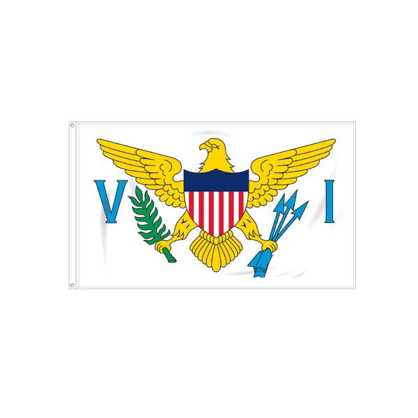 Virgin Islands Territory Flag