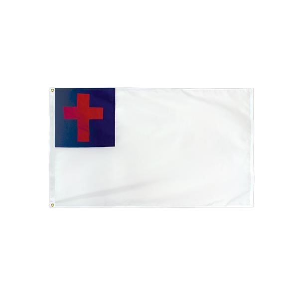 Christian Religious Flag