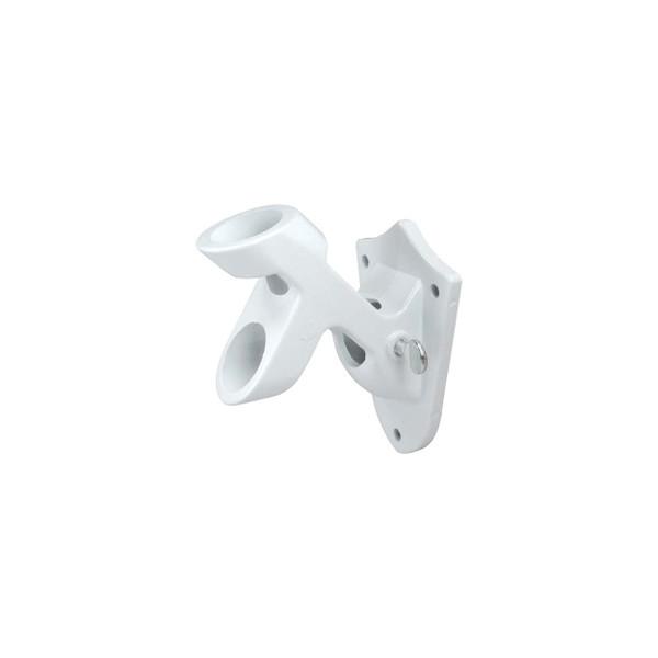 White Multi-Purpose Bracket