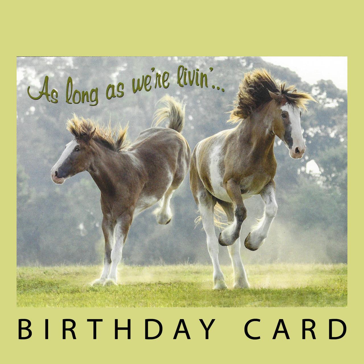 Birthday Card By Leanin