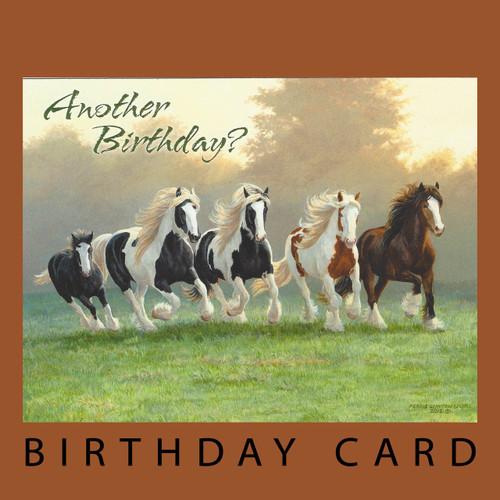 Birthday Card By Leanin Tree