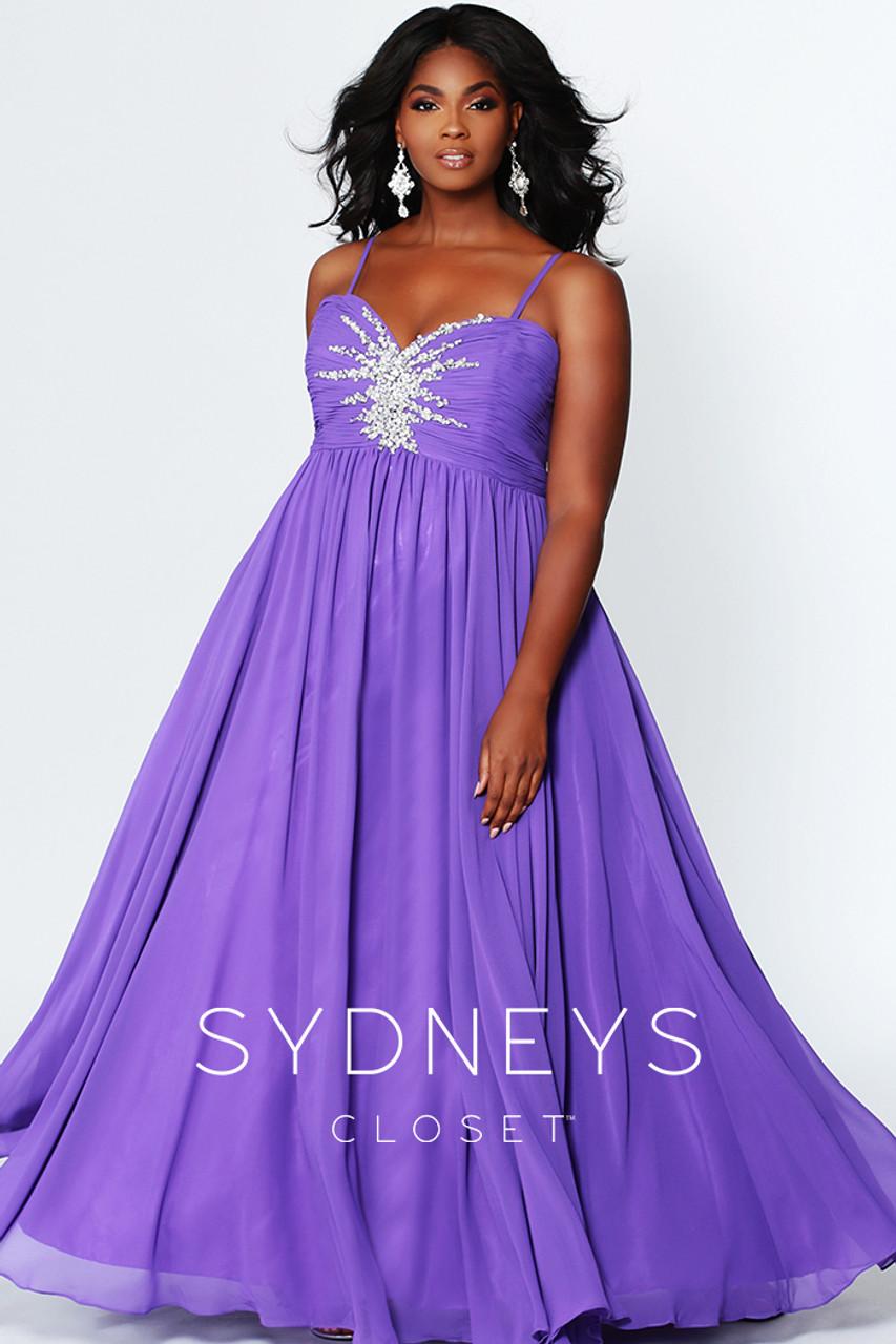 Sydney\'s Closet SC7071 Dress