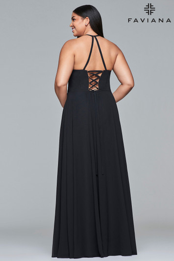 Plus Size Prom Dresses | Womens Size Gowns | Mermaid | Faviana