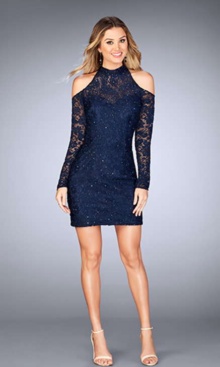 La Femme 25170 Short Dress