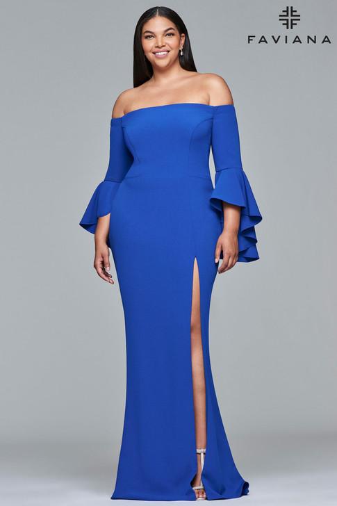 Faviana 9426 Plus Size Dress