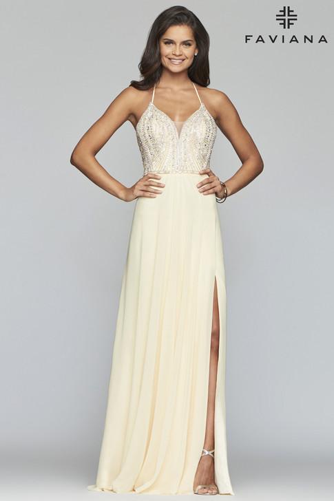 Faviana S10041 Dress