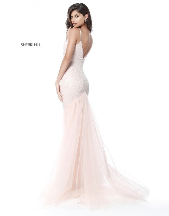 Sherri Hill 51645 Beaded Gown