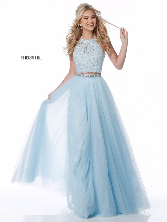 Sherri Hill 51924 Two Piece Dress
