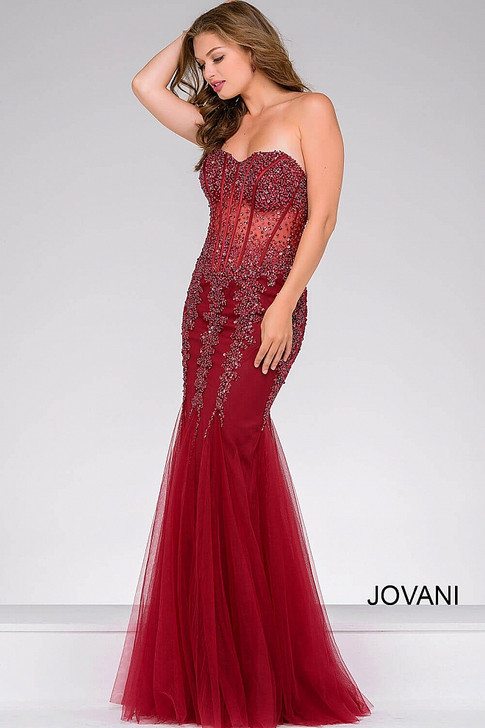 Jovani 5908 Mermaid Dress