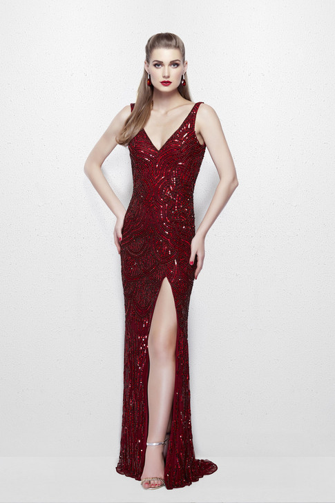 Primavera 3047 Sequin Dress