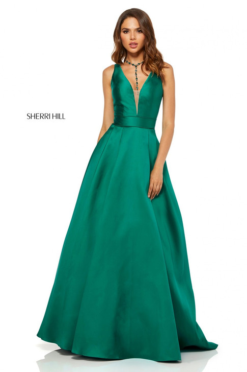 Sherri Hill 52502 Ballgown Dress