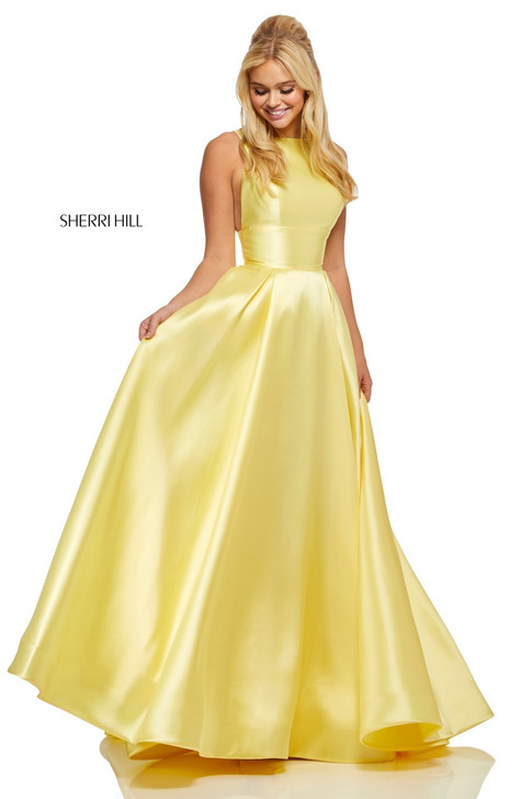 Sherri Hill 52572 Ballgown Dress
