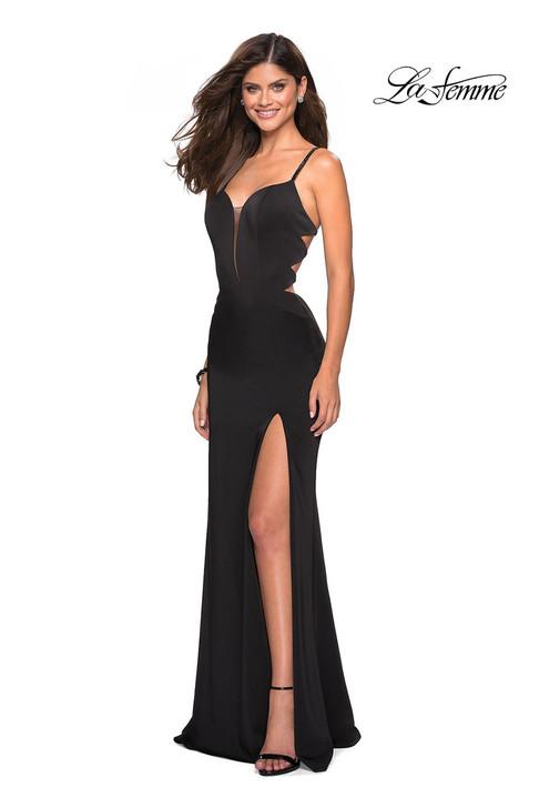 La Femme 27060 Long Prom Dress
