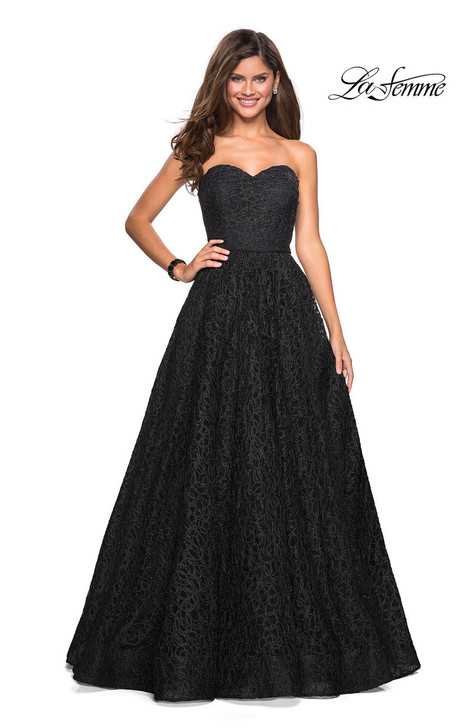 La Femme 27063 Long Prom Dress