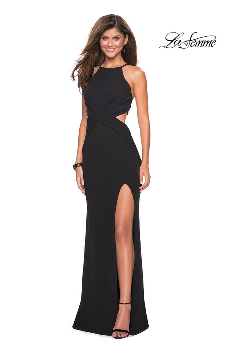 La Femme 27070 Long Prom Dress