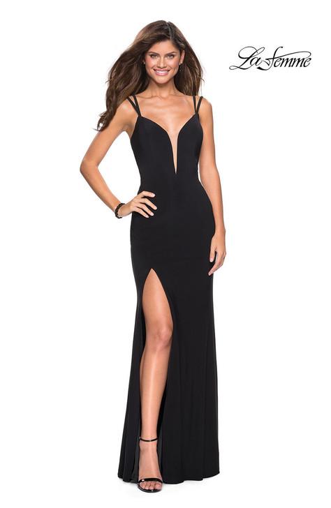 La Femme 27072 Long Prom Dress