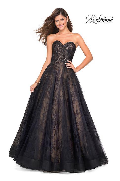 La Femme 27135 Long Prom Dress