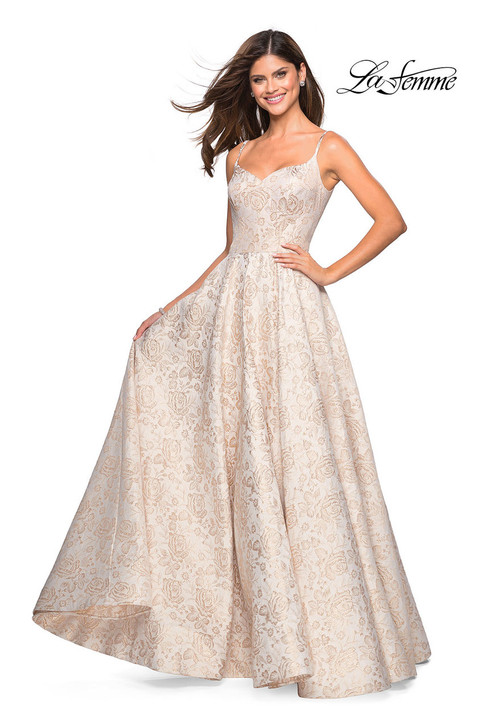 La Femme 27162 Prom Dress