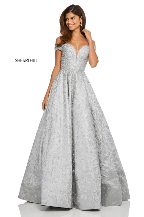 Sherri Hill 52507 Ballgown Dress