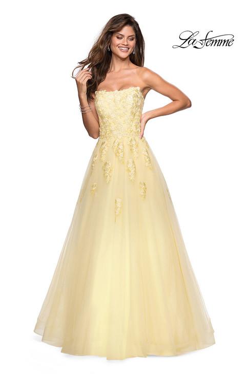 La Femme 27330 Prom Dress