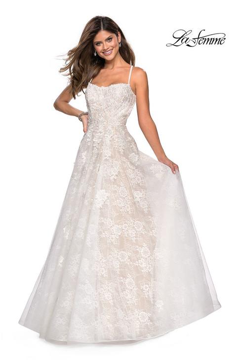 La Femme 27448 prom dress