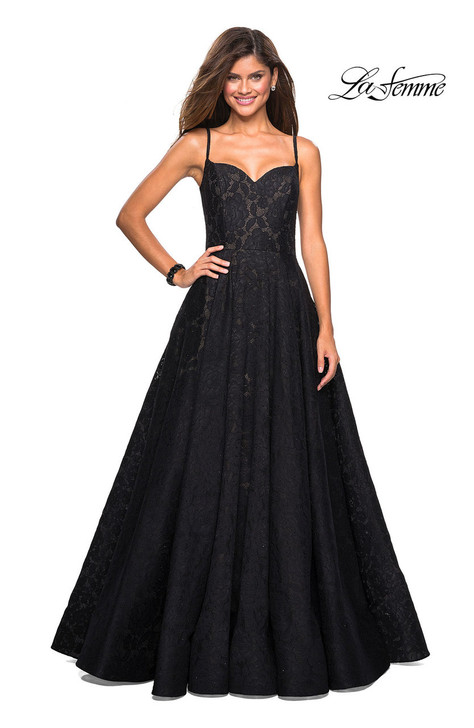 La Femme 27449 prom dress
