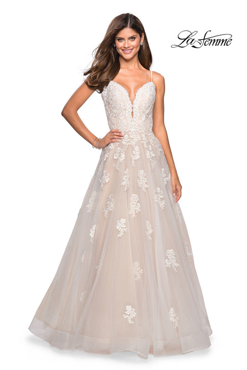 La Femme 27463 Prom Dress